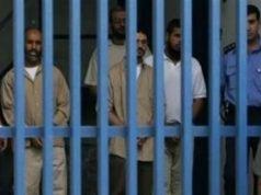 OMS, prisioneros palestinos, COVID-19