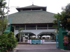 Indonesia, Mezquita Agung Sudirman