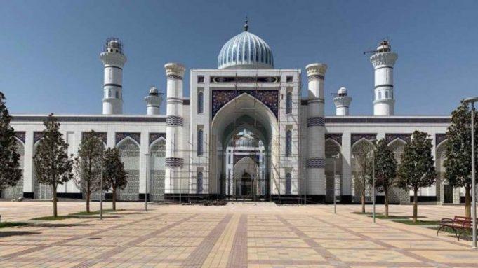Tayikistán, mezquita, coronavirus