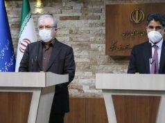 Irán, OMS, COVID-19