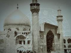 Imam Ali (A.S), Najaf, Suecia