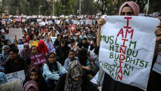 India, musulmanes, HRW