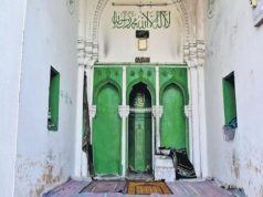 India, mezquita Mir Mahmood Shah