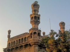 India, mezquita de Heidarabad