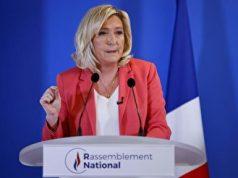 Francia, Marine Le Pen, hijab