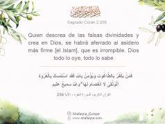 Sagrado Corán, Islam, Mensajero de Dios (BPUH)