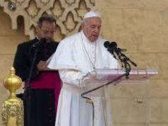 Papa Francisco, Irak
