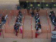 Estados Unidos, niños migrantes, México
