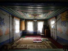 Georgia, Mezquita Beghleti, musulmanas, hiyab