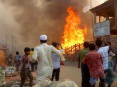 Bangladesh, refugiados Rohingyas