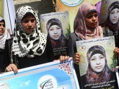 Cisjordania, mujeres palestinas, PPC, prisioneros palestinos