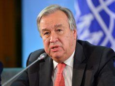 Antonio Guterres, islamofobia, musulmanes, ONU