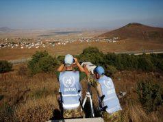 CDHNU, Israel, ONU, Golán sirio
