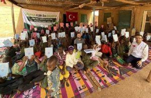 Turquía, Corán , África