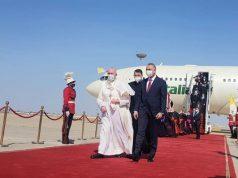 Irak, Papa Francisco, Barham Saleh, Mustafa al-Kadhimi