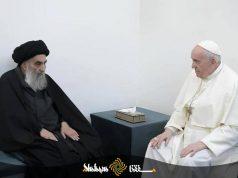 Gran Ayatolá Sistani, Papa Francisco, Irak
