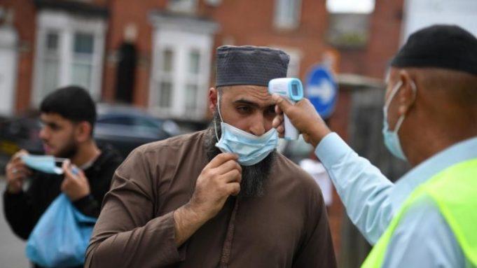 Ramadán, Reino Unido, Musulmanes