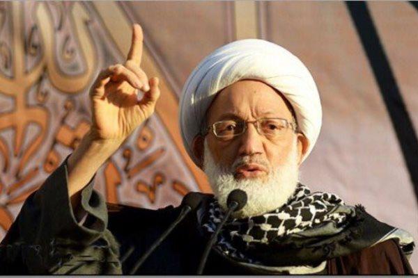 Sheikh Isa Qassim, Bahrein
