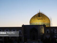 Isfahan, mezquita de Sheij Lotfol-lah