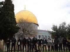 Palestina, mezquita de Al-Aqsa ,Ramadán