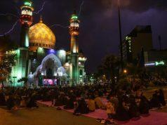 Ramadán, musulmanes, Noche del Qadr