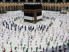 Arabia Saudita, hayy, Meca, Covid-19