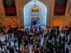 Imam Ali (AS), Najaf