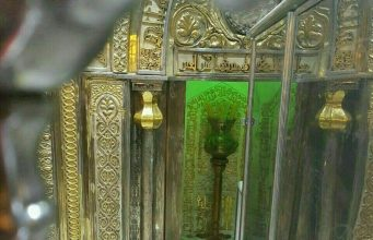 mezquita de Kufa, Imam Ali (AS)